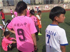 不惧风雨,绿茵逐梦――寻乌22位足球少年征战市校园足球夏令营选拔赛