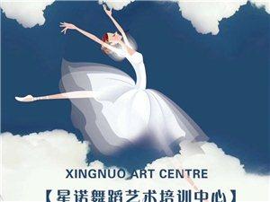 星诺舞蹈艺术中心状元府邸店即将开业
