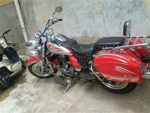 钱江太子摩托车
