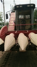4行玉米收割机