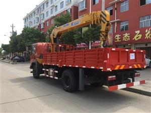 东风特商玉柴160马力8吨吊机
