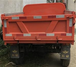 五征农用车重载型9.9成新出售