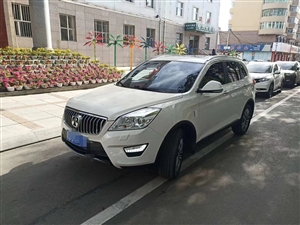 北汽威旺S50