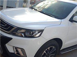 吉利远景SUV16款1.8手动豪华