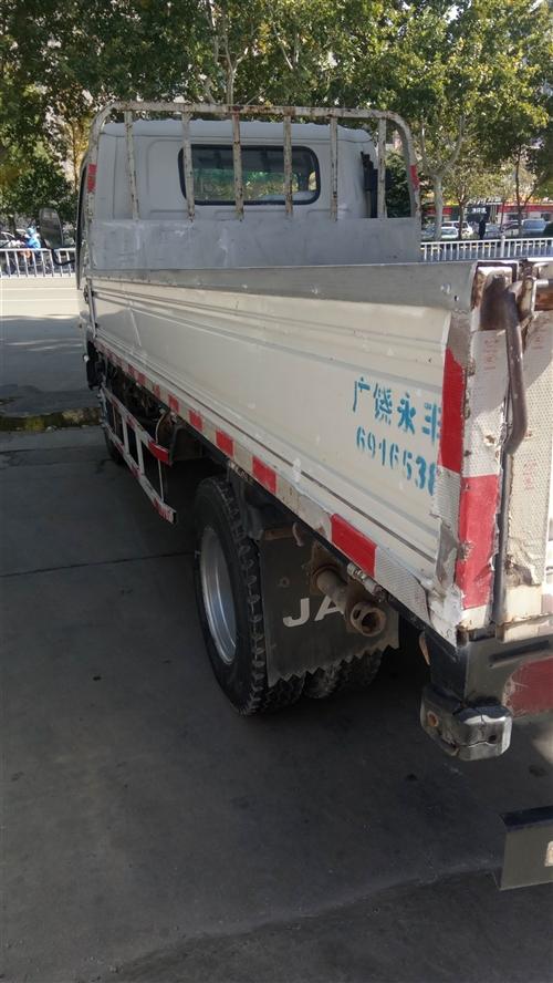 出售蓝牌六轮货车