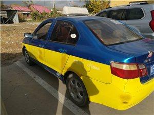 夏利N5出租車帶手續低價轉讓