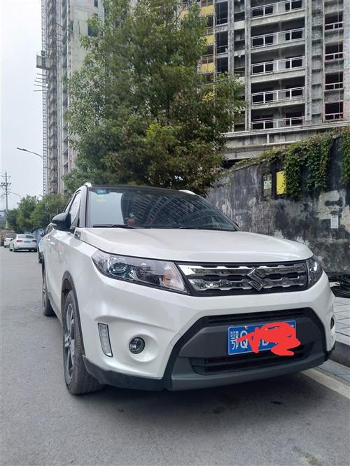 鈴木維特拉1.5T兩驅頂配