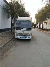凯马轻型厢式货车