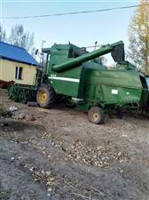 本人出售黄豆收割机1042