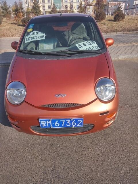 奇瑞——QQ車