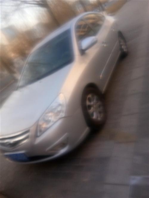 09年现代悦动改气车出售