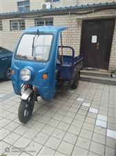八成新福田五星125摩托三轮车