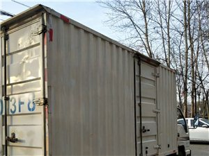 4米2厢式货车