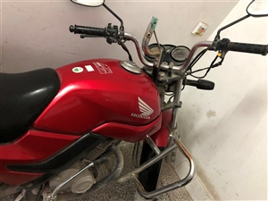 出售本田牌摩托车