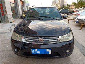 出售个人的家庭陆丰X8用车