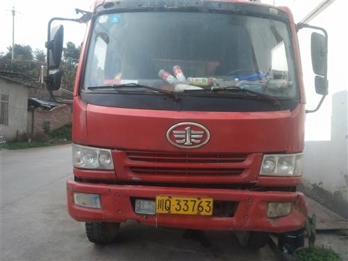 解放4.2自卸车