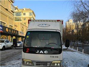 江淮4.2米箱式貨車現低價出售