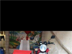 金城铃木125改装侉子摩托