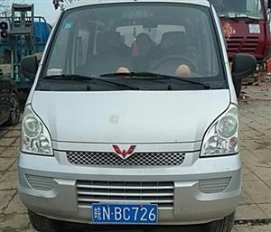 五菱荣光2012型1.2L基本型