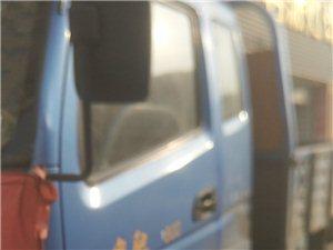 出售二手奧馳平板貨車,4102發動機。