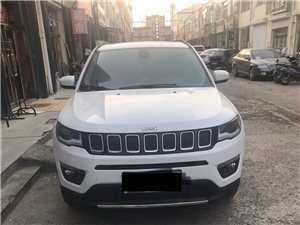 Jeep指南者2017款1.4T