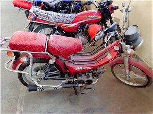 自用闲置摩托出售