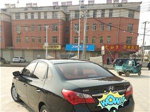 北京现代悦动自动档