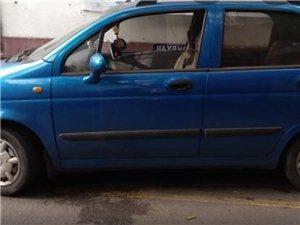 2011款乐驰自己个人用车