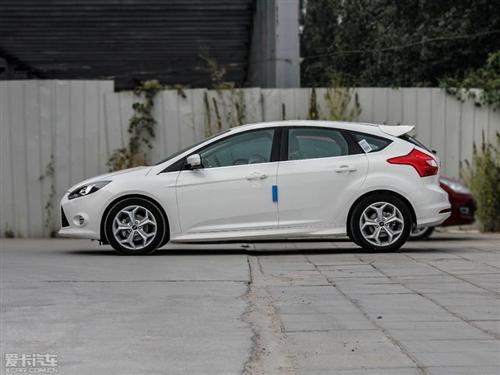 福特福克斯2016款1.6L