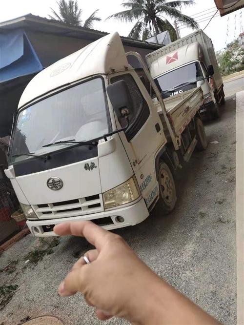 货车家用转让