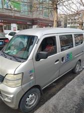2014年7月份长安之星油气两用面包车