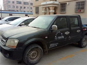黄海2006款汽油皮1天