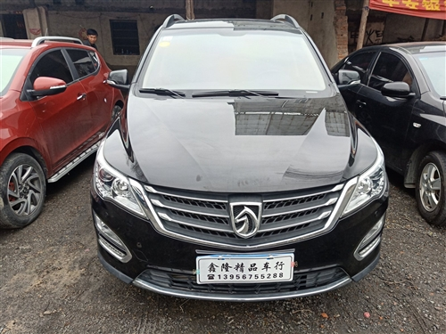 2017年手动顶配1.5T宝骏560