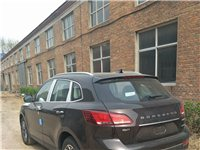 寶沃汽車BX7