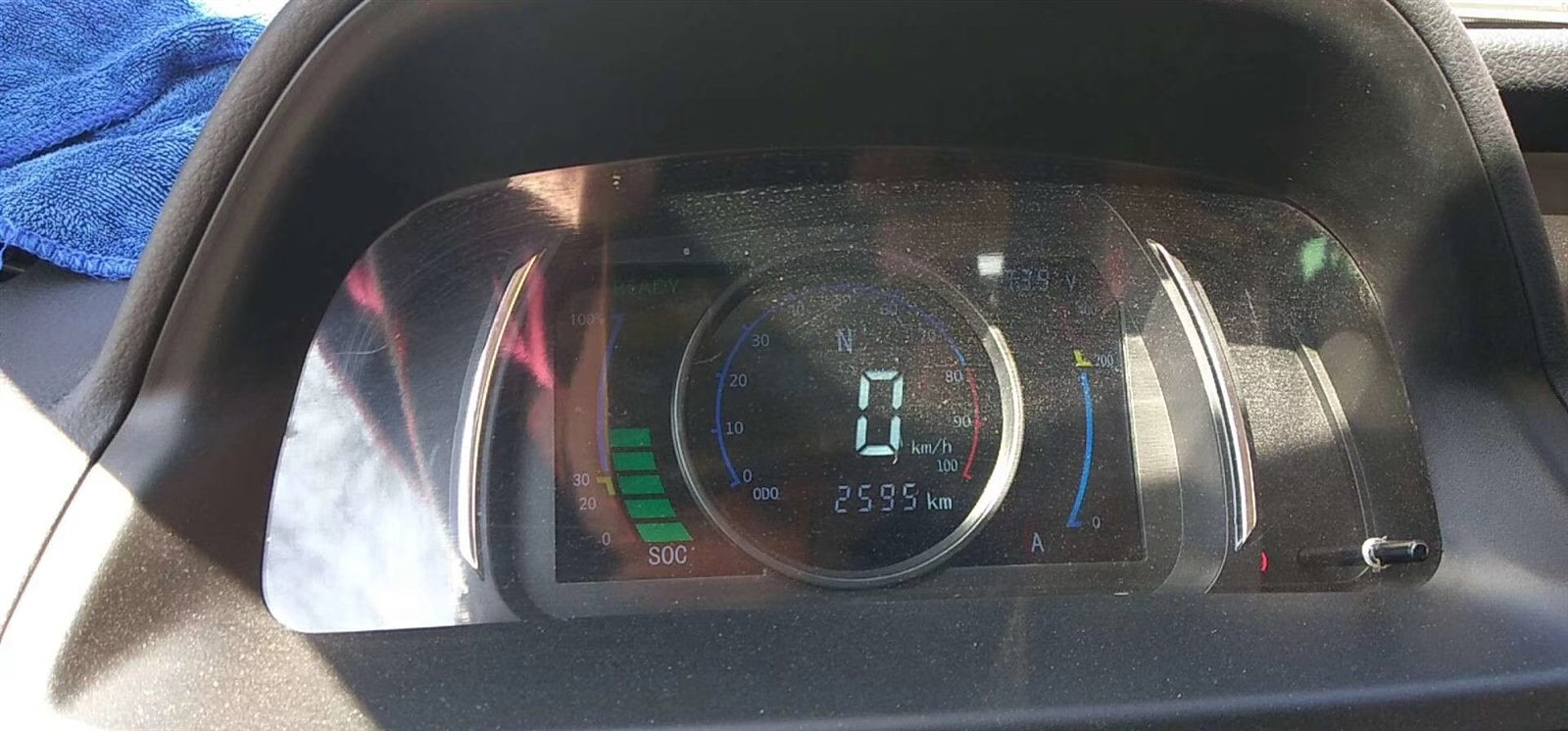 躍迪電動汽車