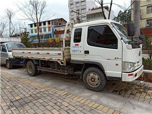求购江铃平板货车,厢式货车