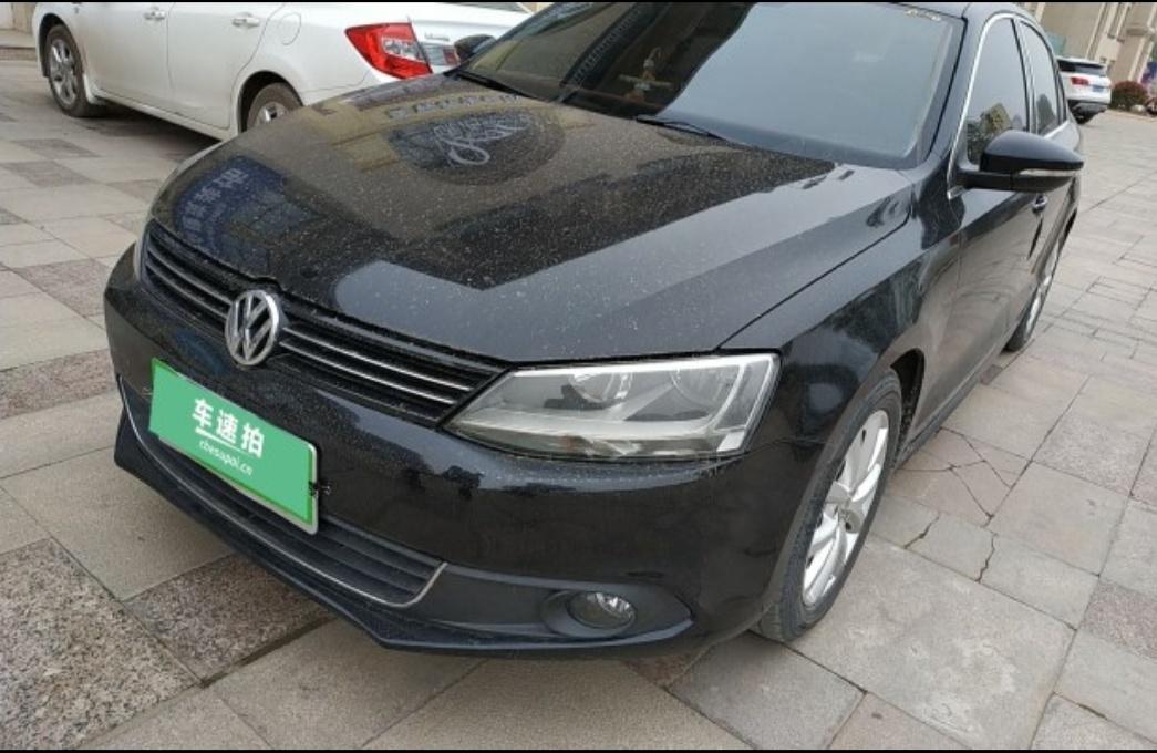 大眾速騰2012款手動舒適1.6L