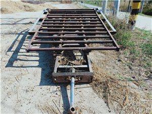 挖掘机平板托盘