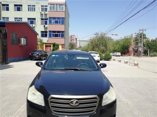 出售2008年购置奔腾B70私家车,黑色