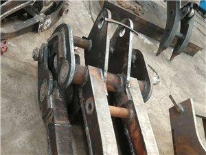 挖掘机改装抓钢机抓木器机械钳电磁吸盘