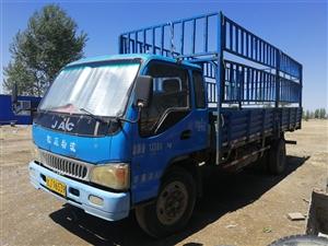 09年6月江淮6.2米车出售