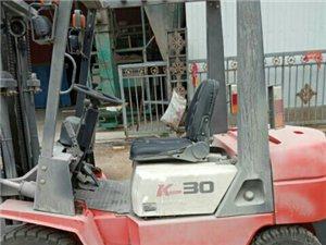 個人低價轉讓兩臺合力叉車個人一手出售