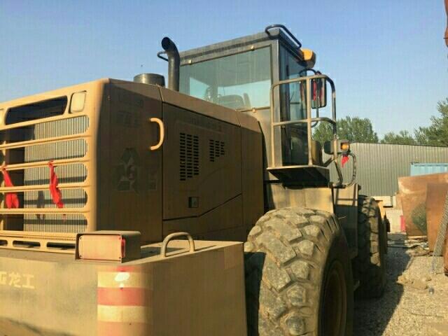 個人一手50裝載機出售30鏟車長臂