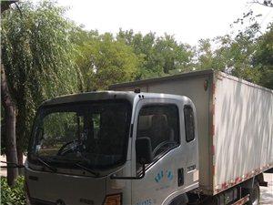 二手厢货车