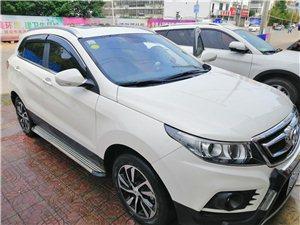 2016年准新车绅宝x55,油耗低,无事故