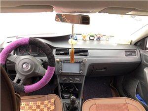 16年大众桑塔纳 一手私家车