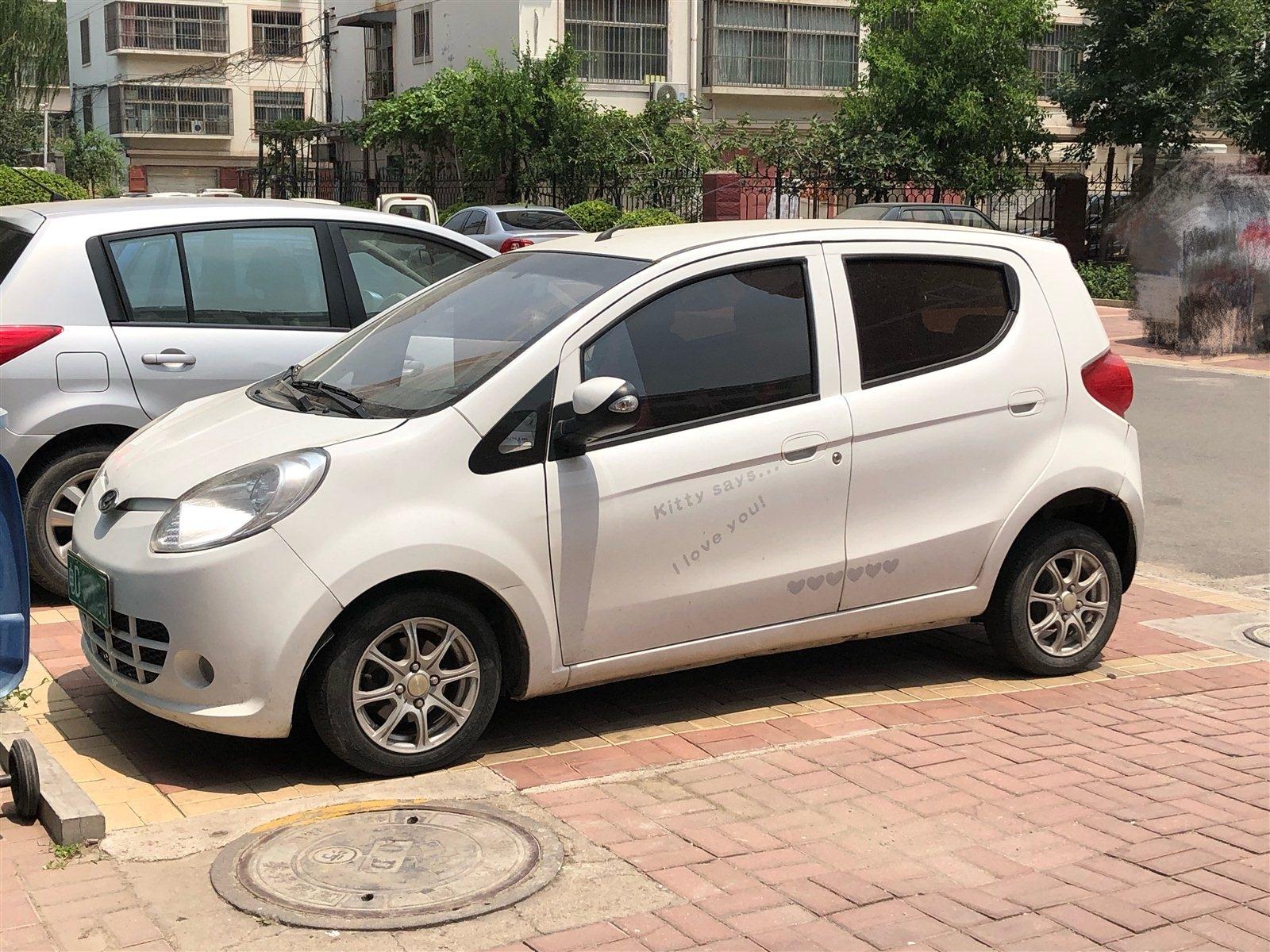 出售雅贝电动汽车