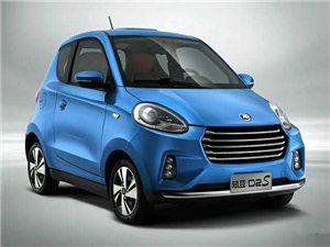 知豆電動汽車,原價33800元,活動價21800元