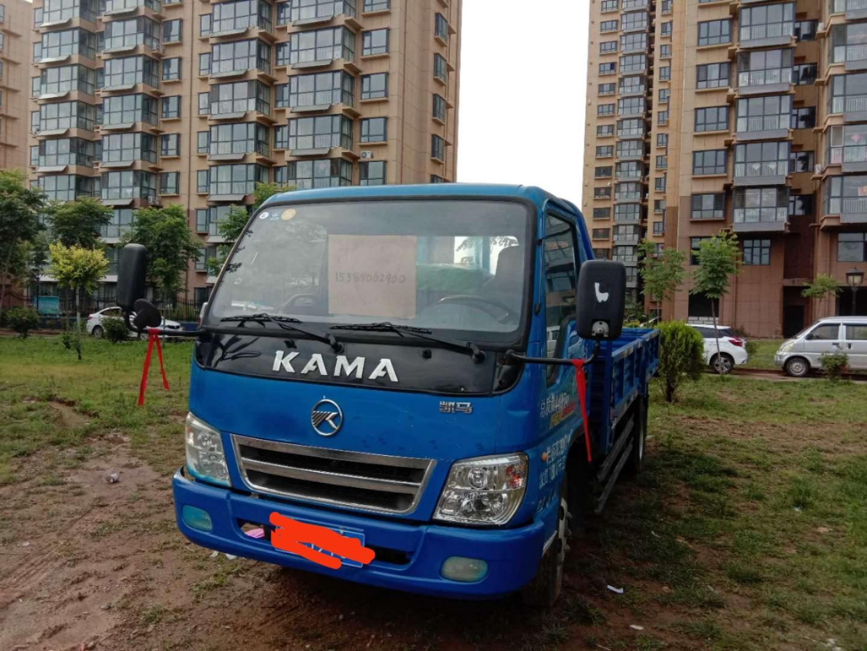 凯马平板车货车4.2米1.2万