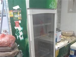 单开门冰柜1台,低价出售